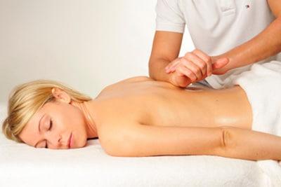 Geen excuus nodig voor een massage!