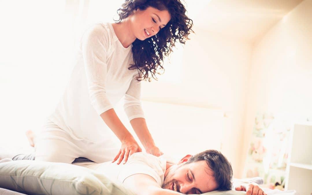 Maak van je lief een massagekanon